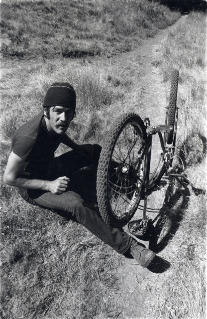 Fred Wold, mountain biking pioneer, RIP