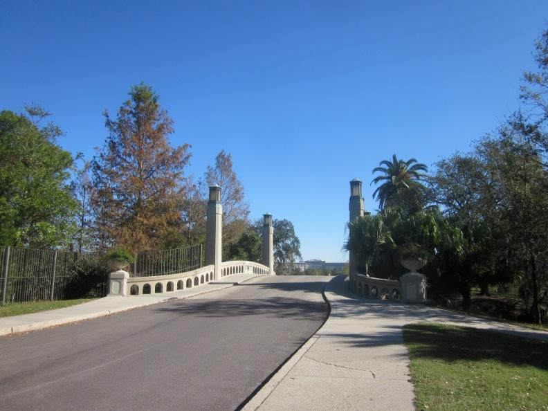 City Park Bridge New Orleans