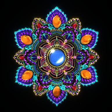 Gem Mandala